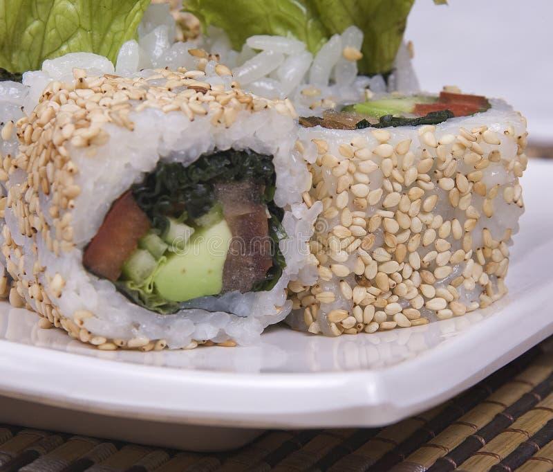 Sushy image stock image du pour poissons chou for Poisson japonais nourriture