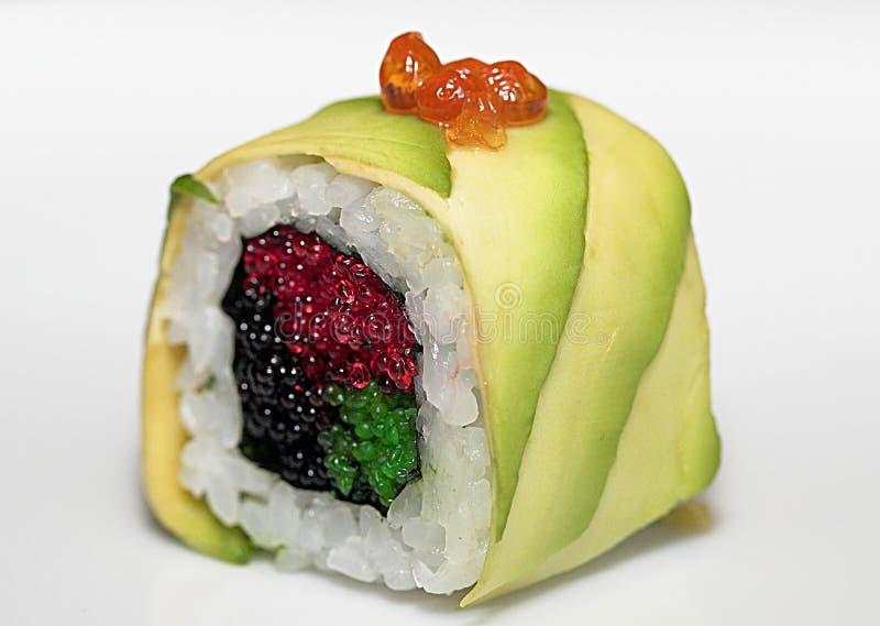 Download Sushy Da Un Avocado E Da Un Mult Immagine Stock - Immagine di alimento, pasto: 3143311