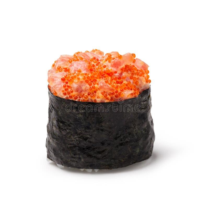 Susi de Gunkan imagem de stock