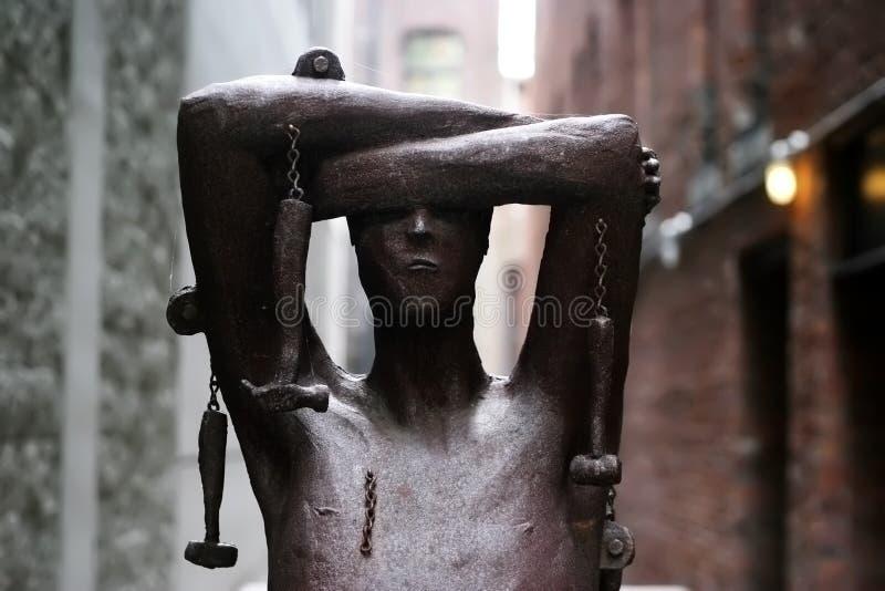 Download Suspensão dos martelos foto de stock. Imagem de washington - 544762
