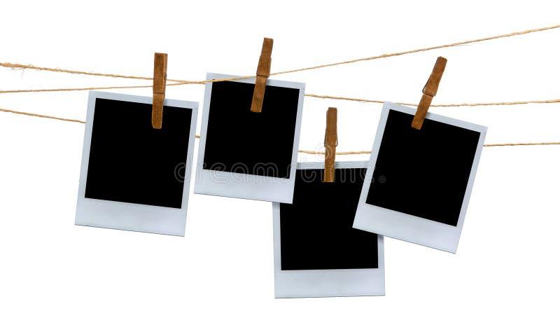 Suspensão dos retratos fotos de stock royalty free