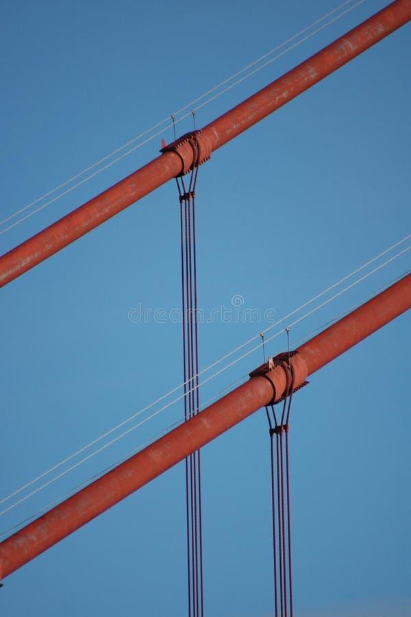 Suspensión Roces y alambres imagen de archivo