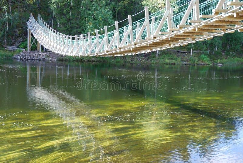 Download Suspension Bridge stock photo. Image of gloomy, connection - 8778532