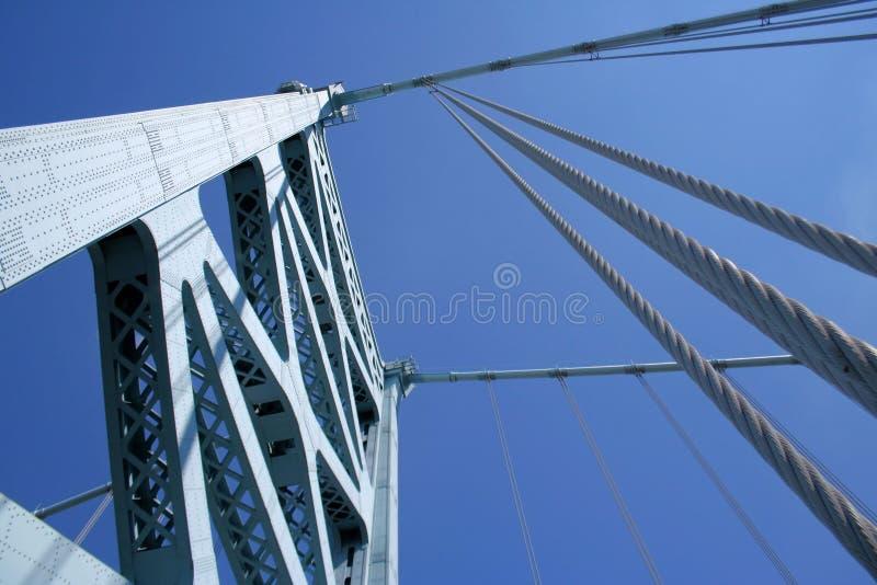 Download Suspension Cables stock photo. Image of bridge, compression - 6200726