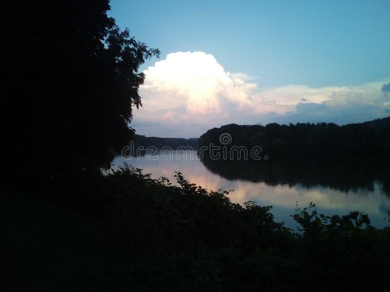susquehanna lizenzfreie stockfotos