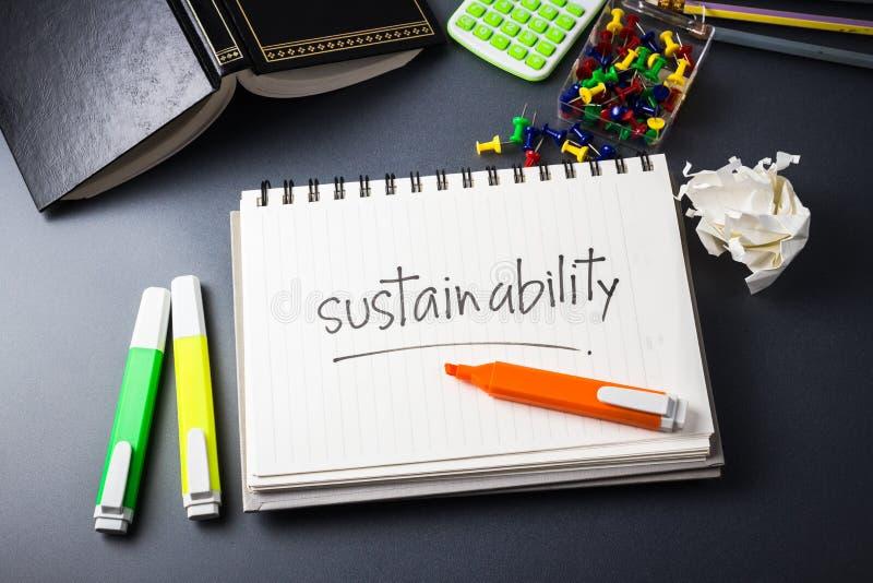 sustainability royaltyfri fotografi