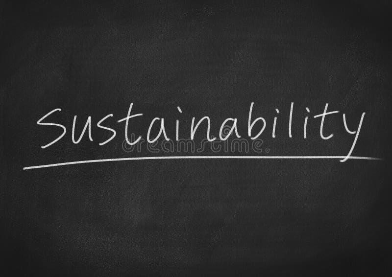 sustainability arkivbild