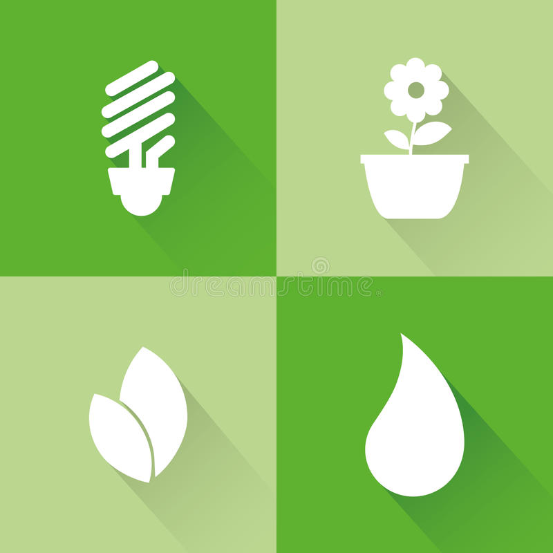 Sustainability stock illustration