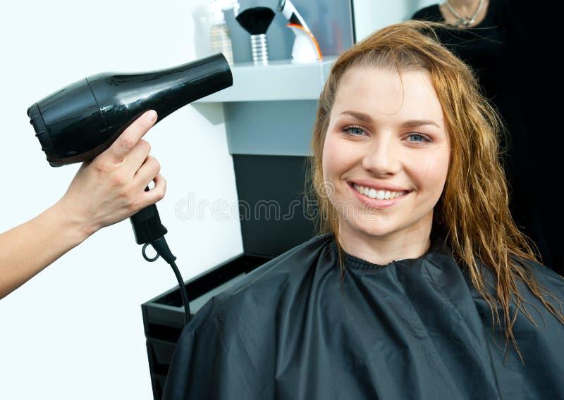 Suszarniczy włosy zdjęcia stock