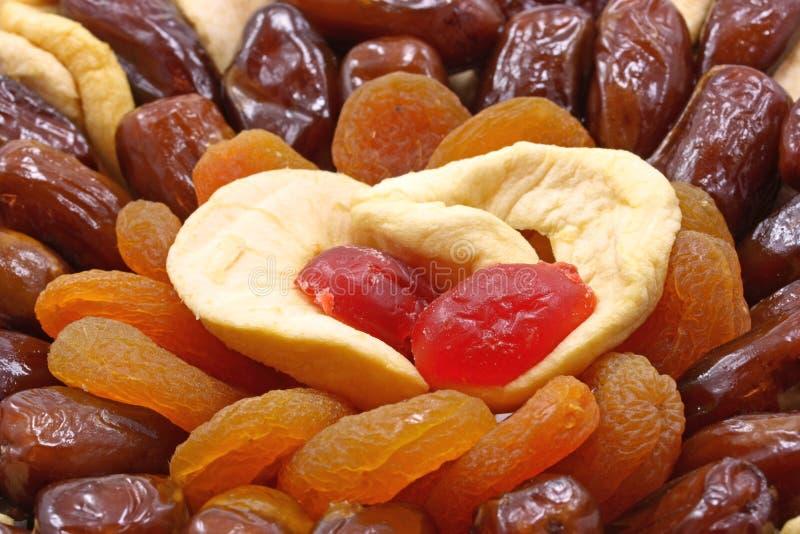 suszone owoce obraz stock