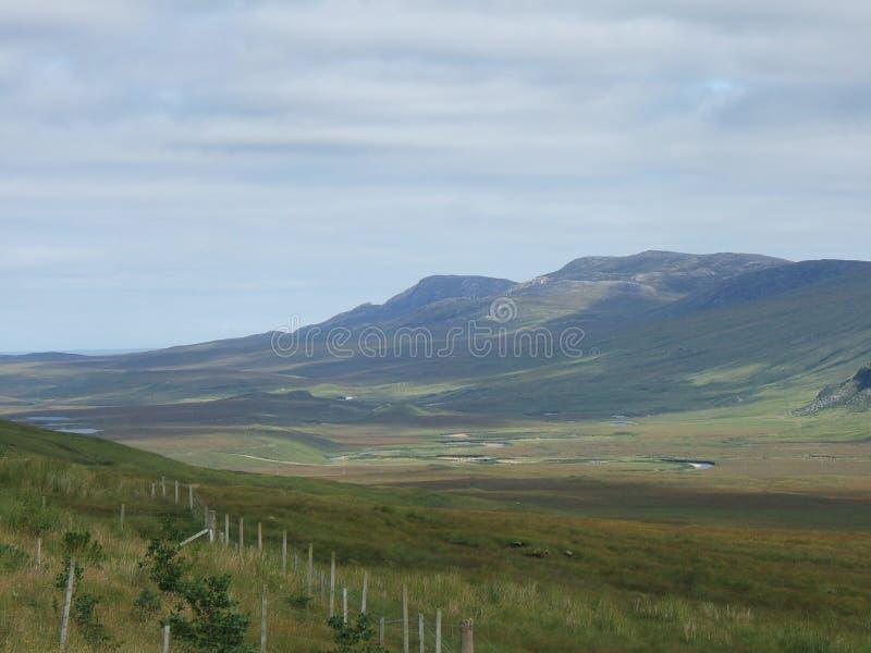 Sutherland scotland zdjęcia royalty free