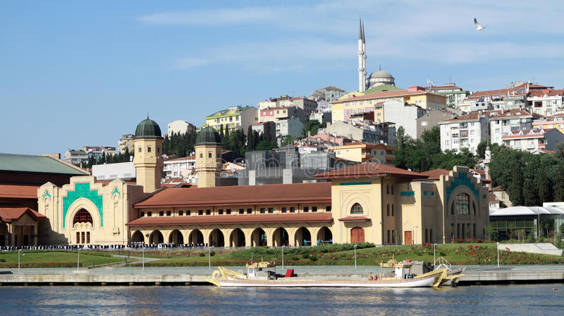 Download Sutluce Cultural Center, Istanbul. Stock Photo - Image: 21642984