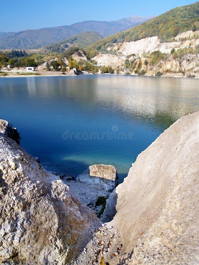 Download Sutovo Lake, Slovakia. stock photo. Image of vacation - 14092272