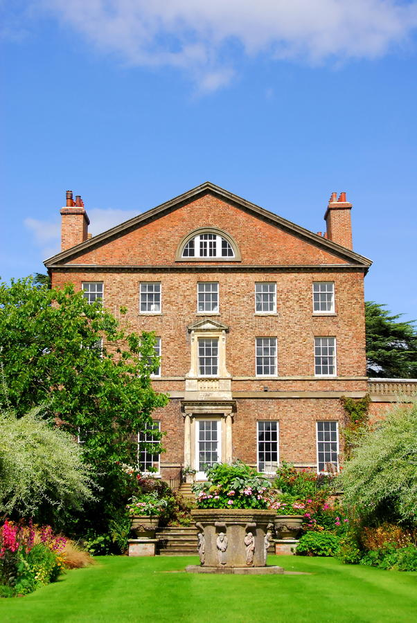 Free Sutton Park Georgian Country House Royalty Free Stock Photography - 9367757