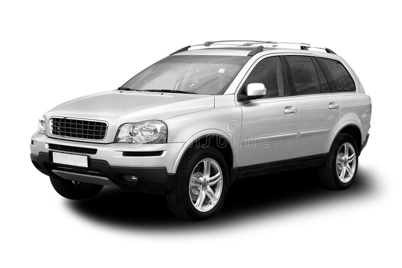 Download SUV stock photo. Image of auto, tires, silver, door, vehicle - 7892382