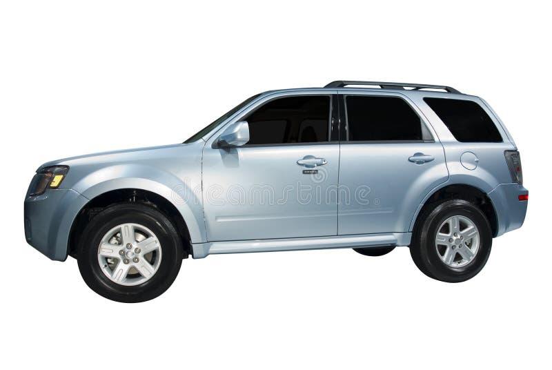 SUV brandnew immagine stock libera da diritti
