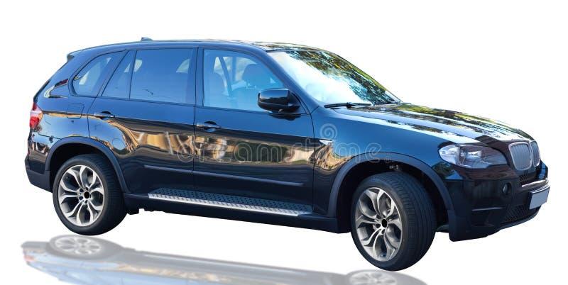 SUV caro - carro fotos de stock royalty free