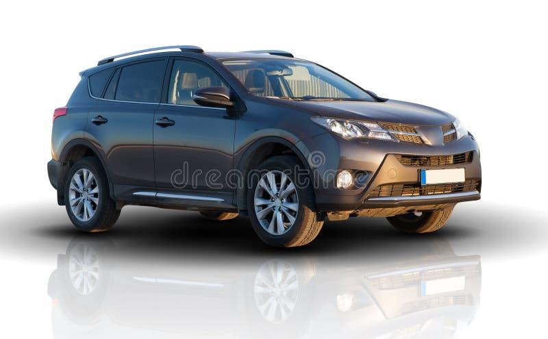 SUV. New Modern familiy car SUV stock photo