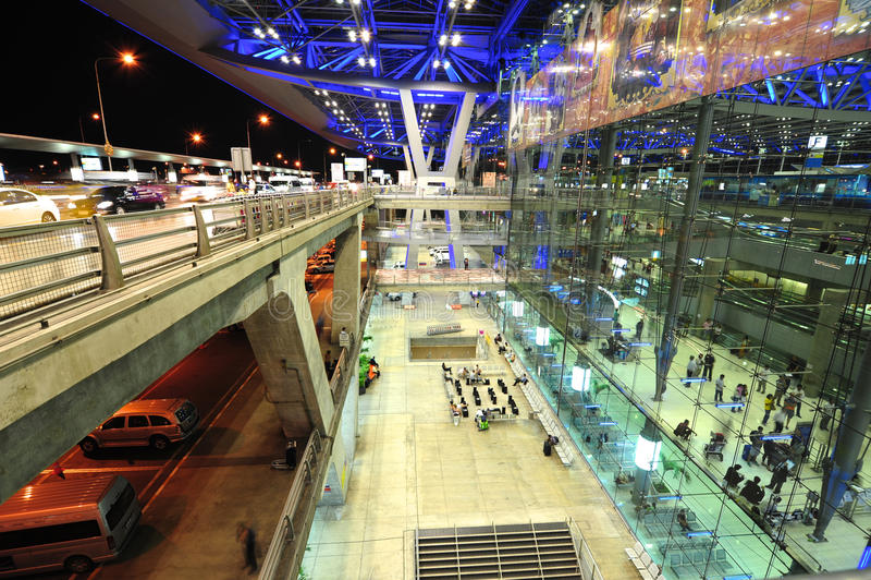 Suvarnabhumi Airport stock photos