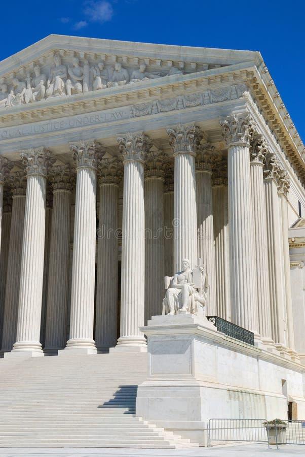 suverän domstol royaltyfria bilder