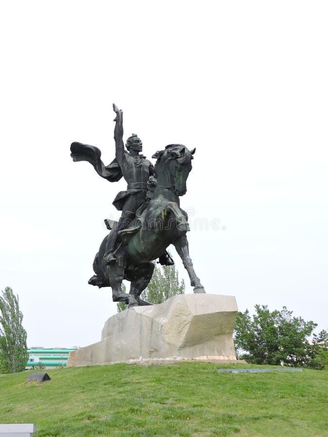 Suvorov Tiraspol, PMR, Moldavien arkivfoto