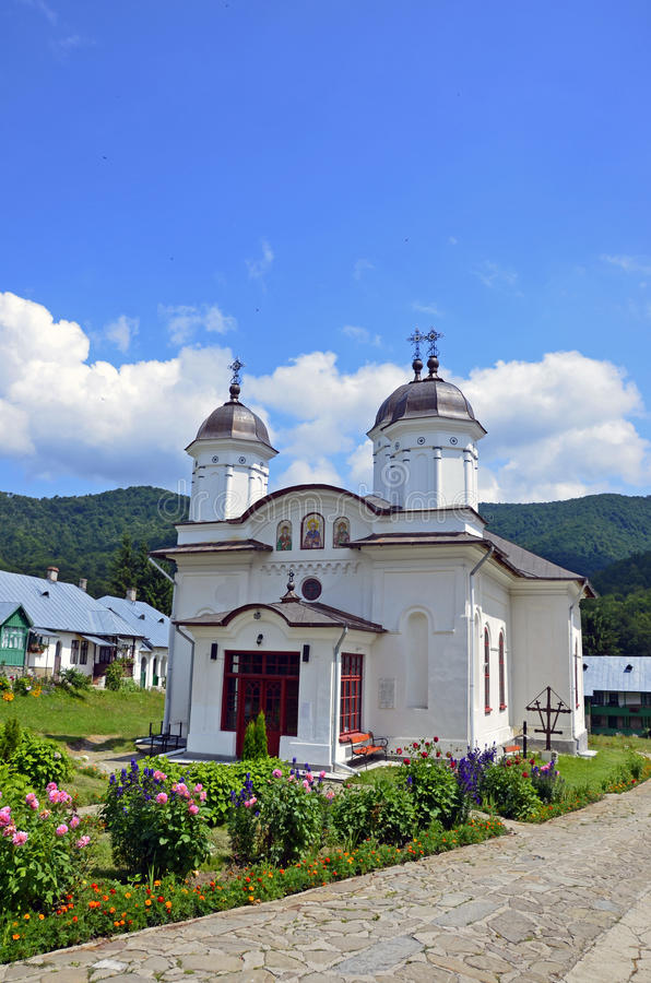 Suzana kloster arkivbilder