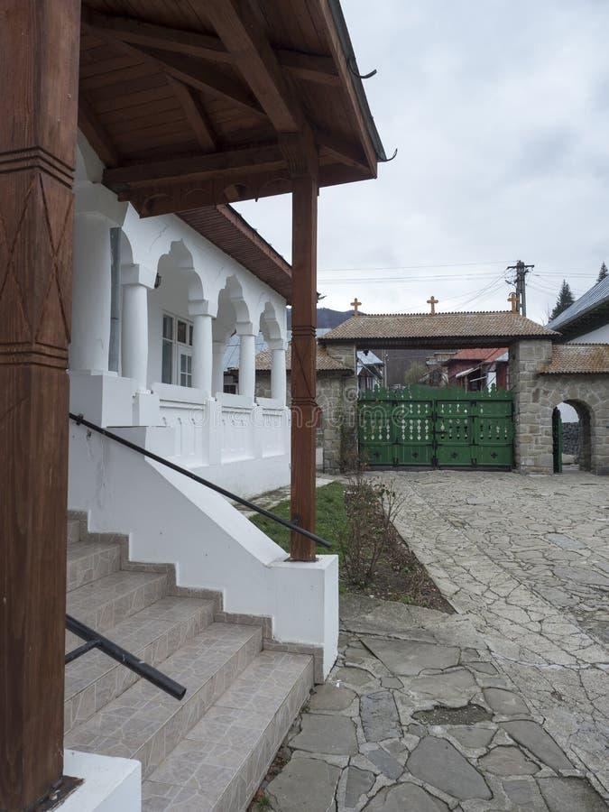 Suzana Monastery, Romania royalty free stock photography