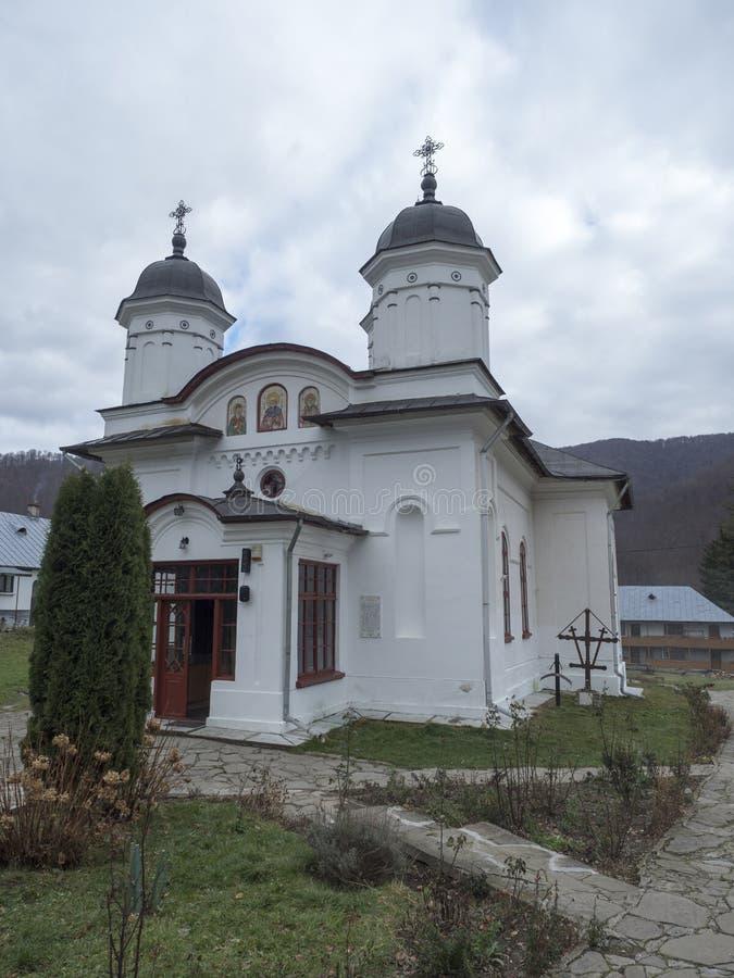 Suzana Monastery, Romania royalty free stock photos