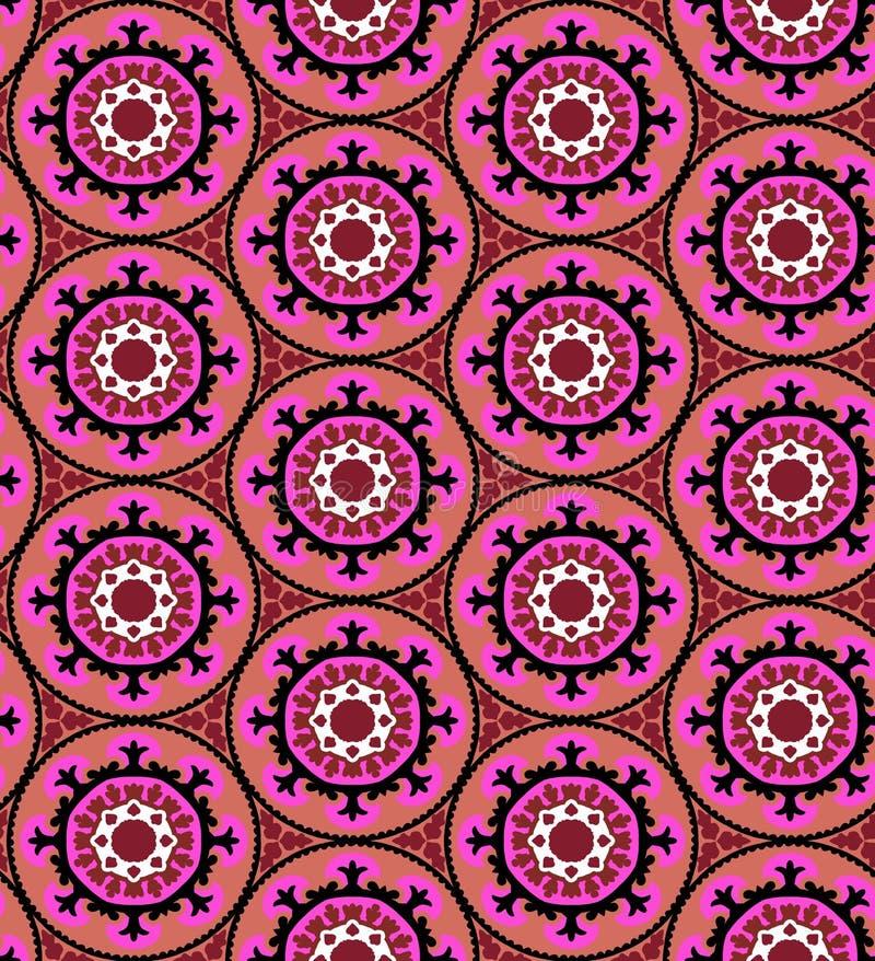 Free Suzani Pattern Stock Photo - 34875670