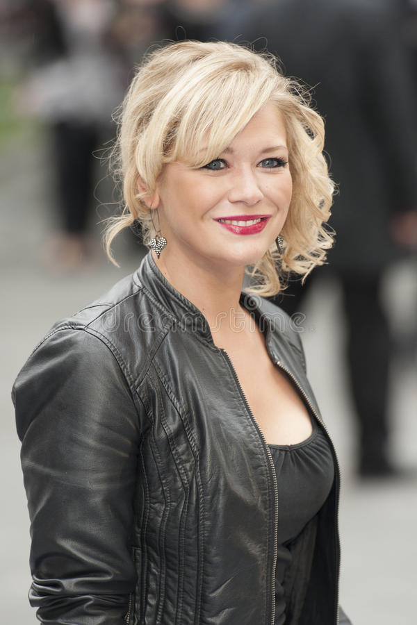 Download Suzanne Shaw editorial stock image. Image of simon, london - 25588049