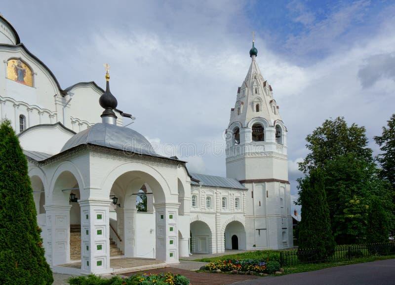 suzdal скита pokrovsky Suzdal стоковое фото rf