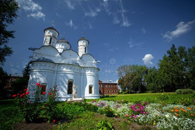 Suzdal Kirche stockbilder