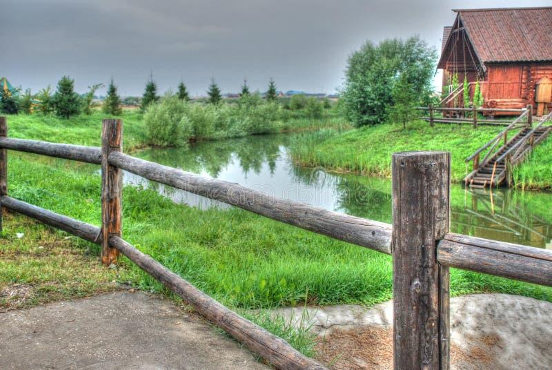 Suzdal-Natur lizenzfreie stockfotografie
