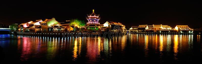 suzhou της Κίνας qilitang στοκ φωτογραφίες