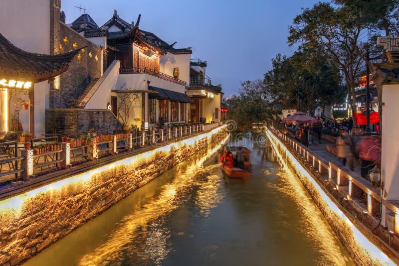 Suzhou, Cina fotografia stock