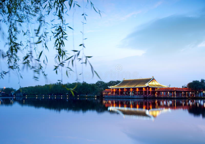 Download Suzhou gardens stock image. Image of trees, monuments - 25451875