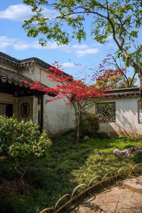 Suzhou graaft Park royalty-vrije stock fotografie