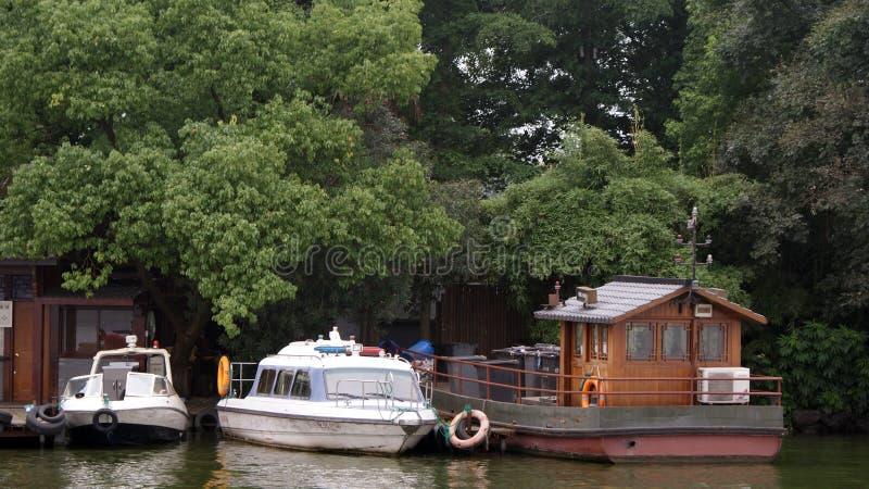 Suzhou jezioro fotografia stock