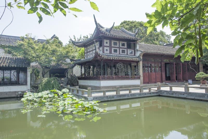 Suzhou Klasyczna architektura obrazy stock