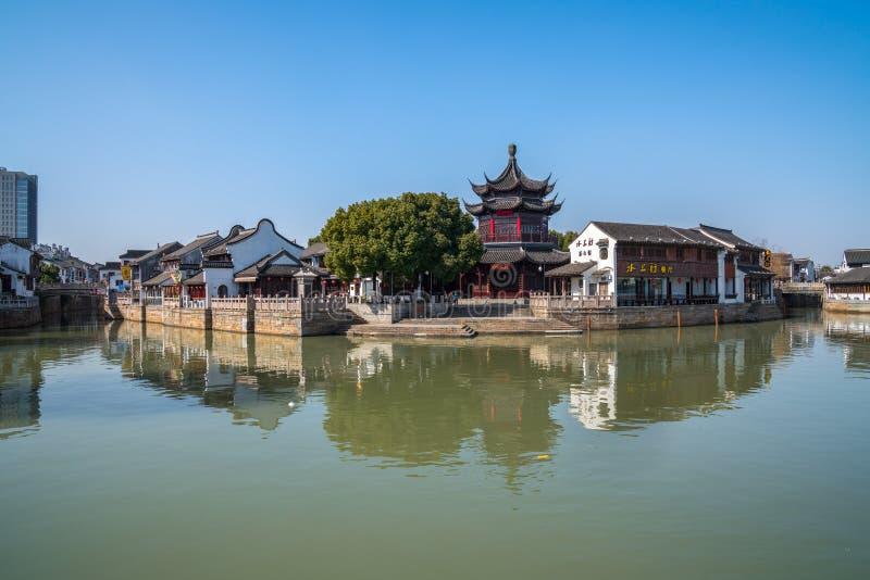 Suzhou, Shanghai, China lizenzfreie stockfotografie