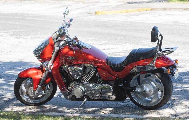 Download Suzuki Boulevard M109R Motorcylce Image stock éditorial - Image du moto, croiseur: 45353644