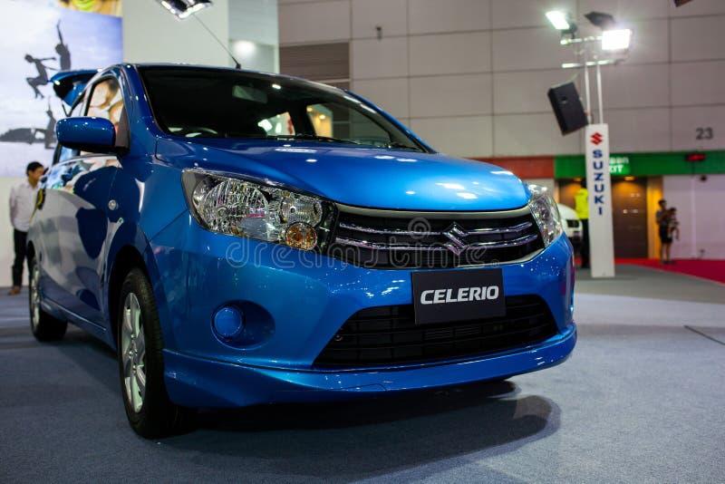 Suzuki_Celerio stock image