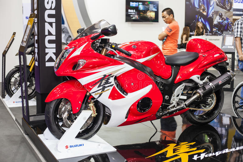 BANGKOK - August 4: Showroom Of Suzuki Motorcycle At Big Motor S