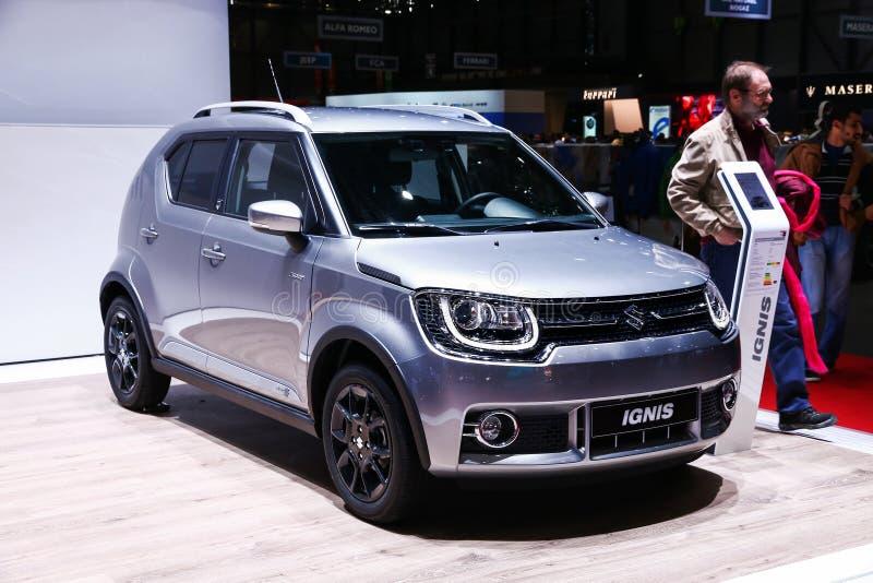 Suzuki Ignis imagens de stock