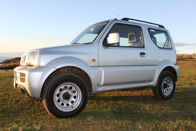 Suzuki Jimny Suv fotografie stock libere da diritti