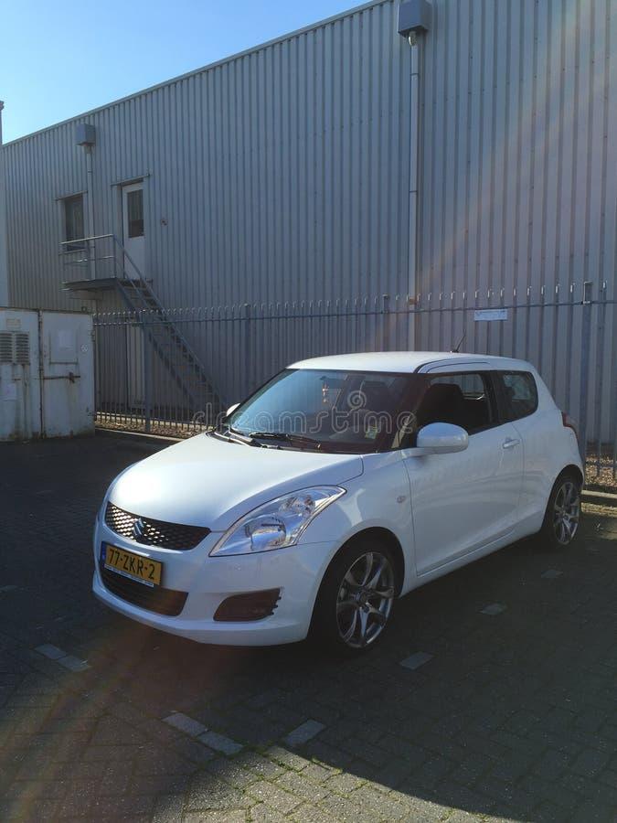 Suzuki swift royalty free stock photo