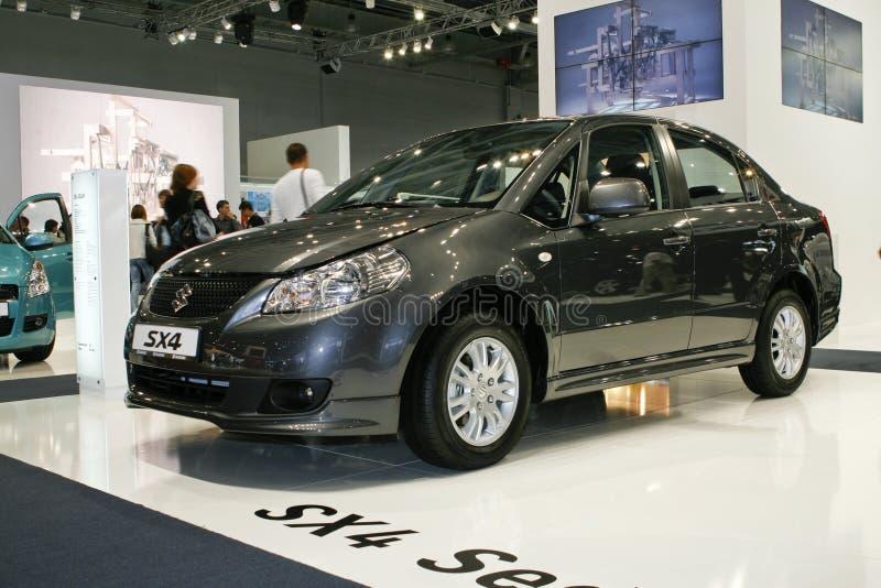 Suzuki SX4 photo libre de droits
