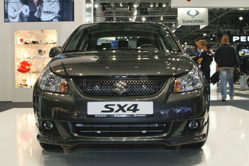 Suzuki SX4 photos libres de droits