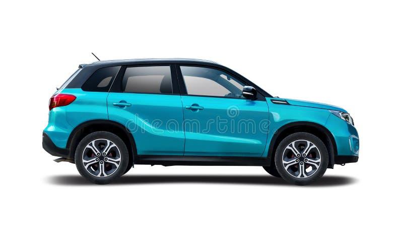 Suzuki Vitara isolated on white royalty free stock images