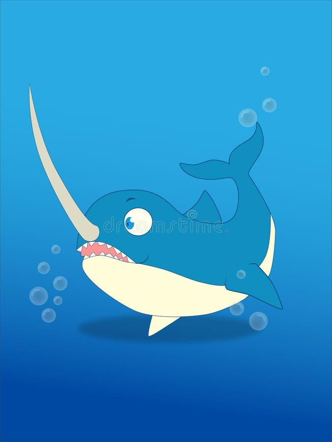 Svärdfisk royaltyfri illustrationer